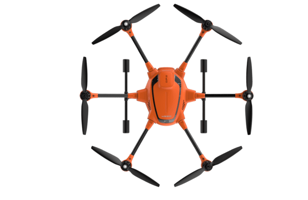 Yuneec H520 YUNH520EU | dessus | First Drone