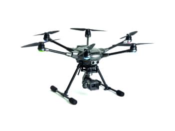 Yuneec H3 YUNTYH3EU | au sol | First Drone