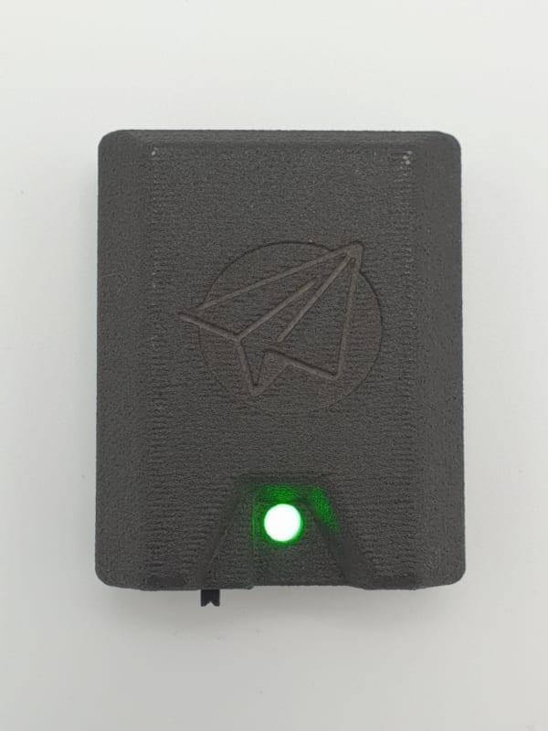 Signal drone Skyinnov SD20B Noir | First Drone