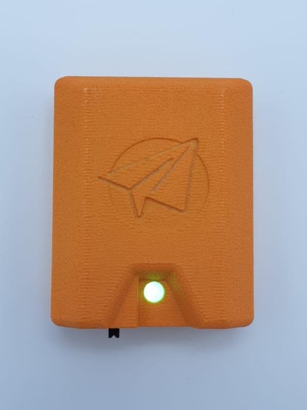 Signal drone Skyinnov SD20B orange | First Drone