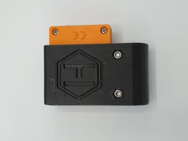 Signal drone SD20B Orange + support Yuneec H | Face | First Drone