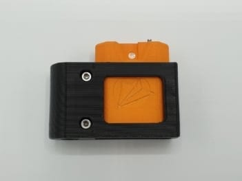 Signal drone SD20B Orange + support Yuneec H | First Drone