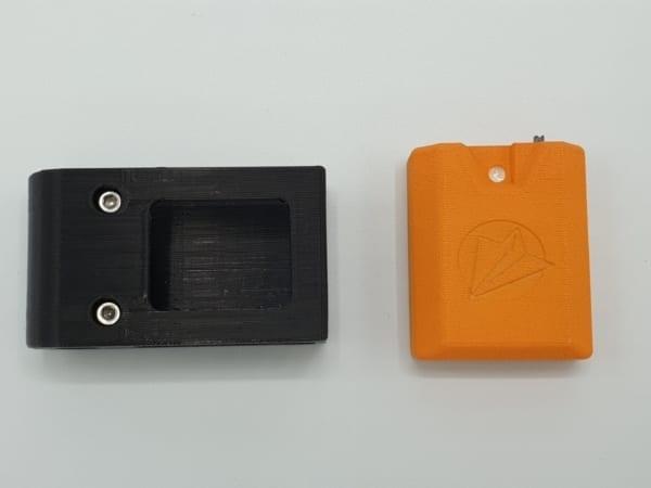 Signal drone SD20B Orange et support Yuneec H | First Drone