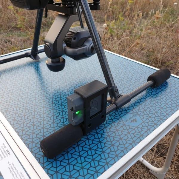 Signal drone Skyinnov SD20B noir sur TYphoon H | First Drone